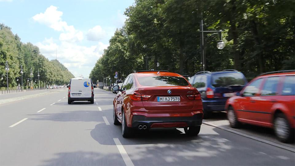 BMW Bloggerevent